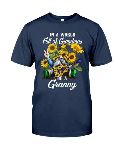 Full of Grandmas be a Granny