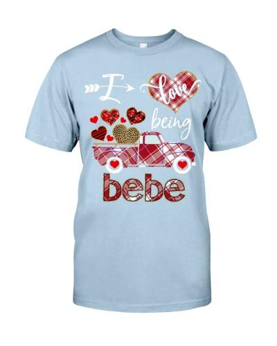 I love being Bebe - A1
