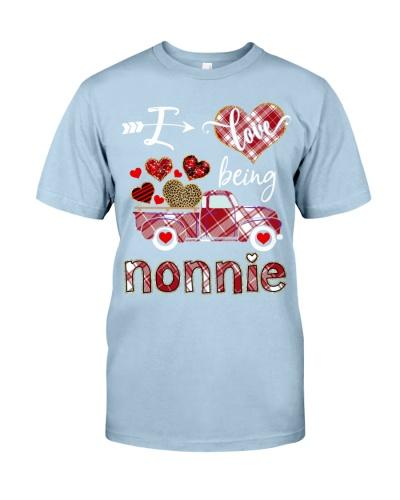I Love Being nonnie - A1