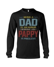 Being a Pappy is priceless Long Sleeve Tee thumbnail