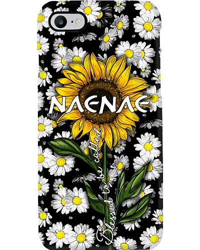 Blessed to be called NaeNae - Sunflower art