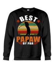 Best Papaw ever Crewneck Sweatshirt thumbnail