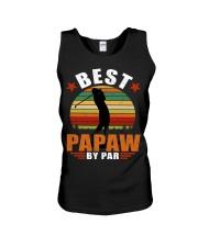 Best Papaw ever Unisex Tank thumbnail