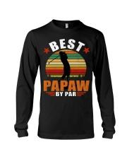 Best Papaw ever Long Sleeve Tee thumbnail