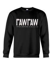 Pawpaw because grandfather for old guy - RV4 Crewneck Sweatshirt thumbnail