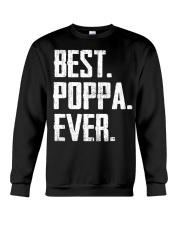 New - Best Poppa Ever Crewneck Sweatshirt thumbnail