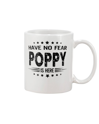 Have no fear - Poppy is here