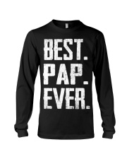 New - Best Pap Ever Long Sleeve Tee thumbnail