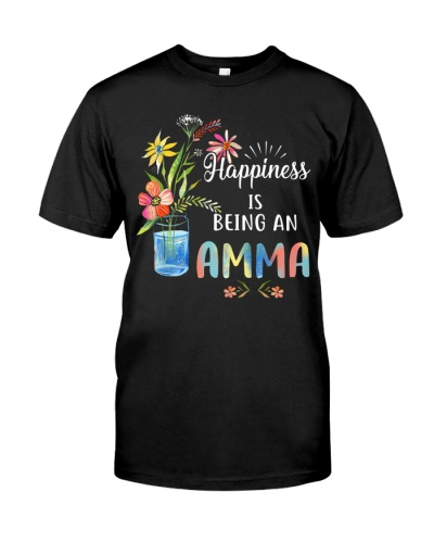 Happiness being a amma