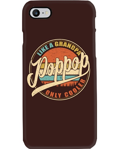 Like a Grandpa - Poppop only cooler