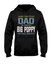 I have two titles Dad and Big Poppy - RV10 Hooded Sweatshirt thumbnail
