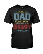 Being a Grumpy is priceless Premium Fit Mens Tee thumbnail