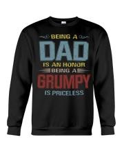 Being a Grumpy is priceless Crewneck Sweatshirt thumbnail