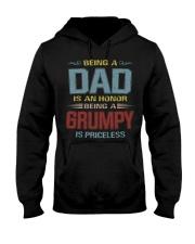 Being a Grumpy is priceless Hooded Sweatshirt thumbnail