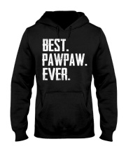 New - Best Pawpaw Ever Hooded Sweatshirt thumbnail