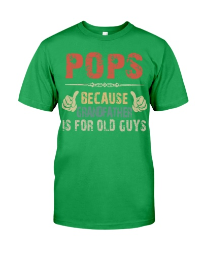 Pops - Because Grandfather is for old guy - RV5