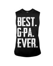 New - Best G-Pa Ever Sleeveless Tee thumbnail