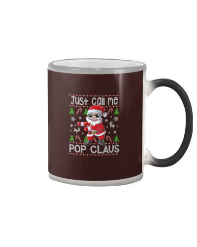 Just call me Pop claus