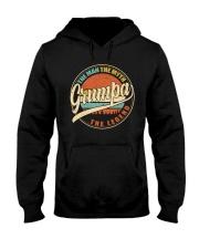 Grumpa - The Man - The Myth Hooded Sweatshirt thumbnail