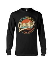 Grumpa - The Man - The Myth Long Sleeve Tee thumbnail