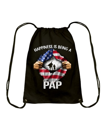 Happiness is being a PAP