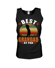 Best Grandad By Par Unisex Tank tile