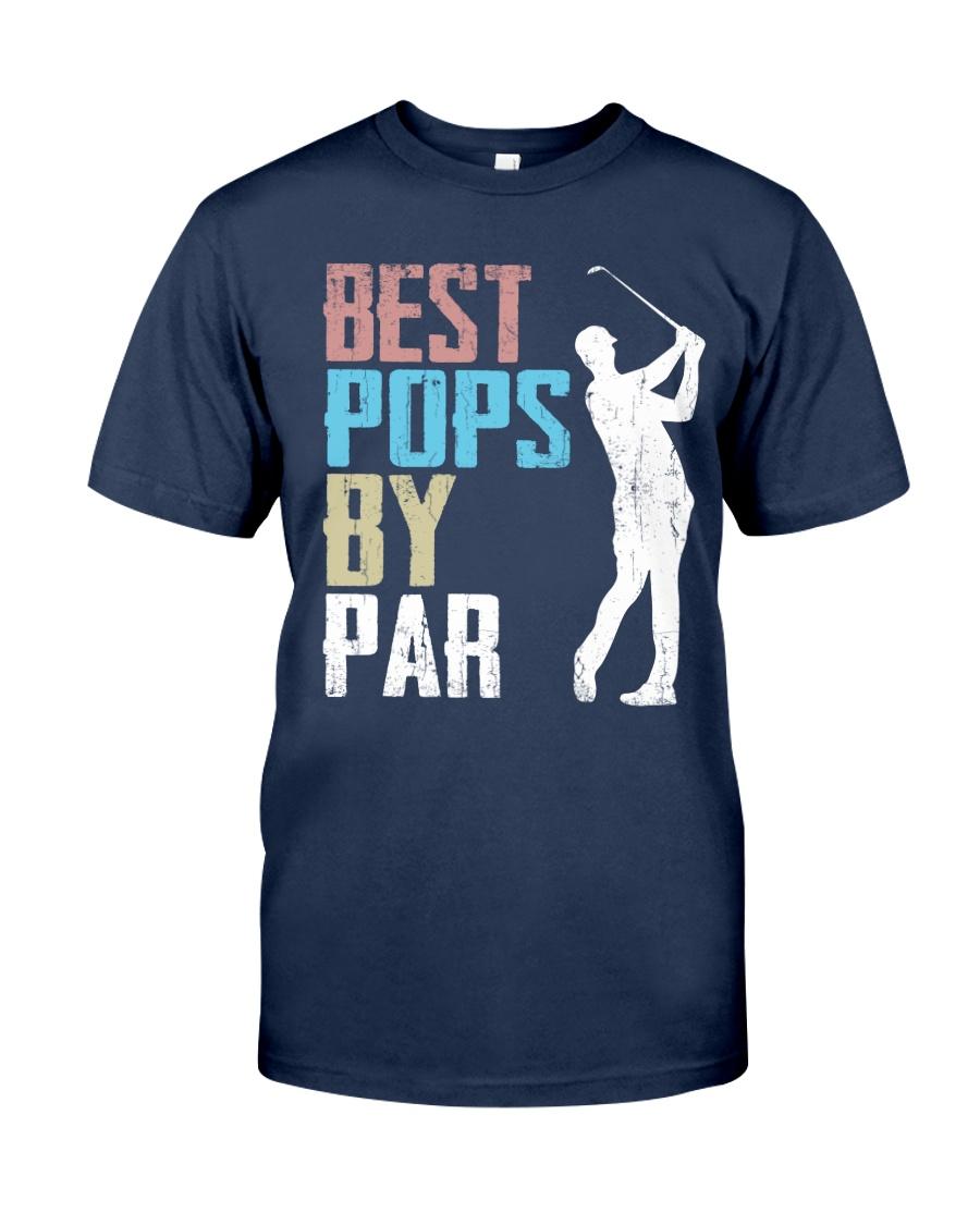 Best Pops by Par - V1 Classic T-Shirt