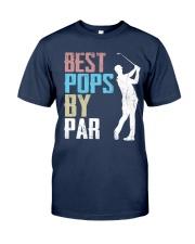 Best Pops by Par - V1 Classic T-Shirt front