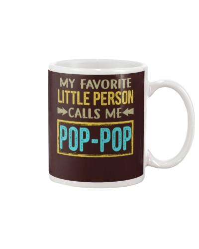 My Little Calls Me Pop-Pop