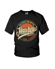 Pawpaw - The Man - The Myth Youth T-Shirt tile