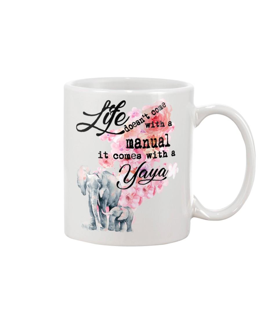 Life comes with Yaya Mug