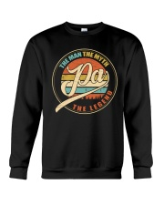 Pa - The Man - The Myth Crewneck Sweatshirt thumbnail