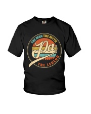Pa - The Man - The Myth Youth T-Shirt thumbnail