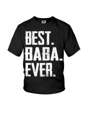New - Best Baba Ever Youth T-Shirt thumbnail