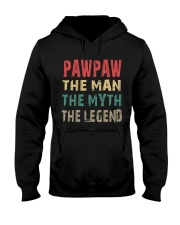 Pawpaw - The man knows everything Hooded Sweatshirt thumbnail