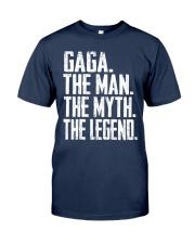 GAGA  - The Man - The Myth - V2 Classic T-Shirt front
