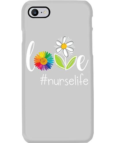 Love - Nurse life flower
