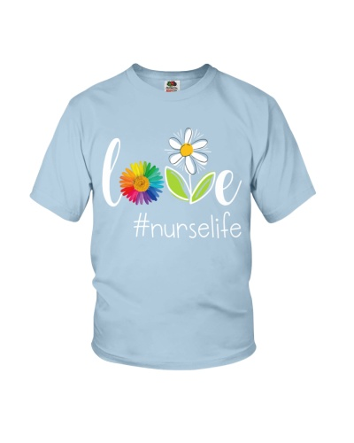 Love - Nurse life flower