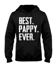 New - Best Pappy Ever Hooded Sweatshirt thumbnail