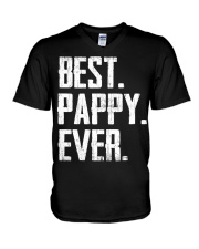 New - Best Pappy Ever V-Neck T-Shirt thumbnail