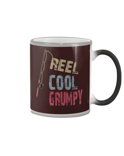 Reel cool grumpy black