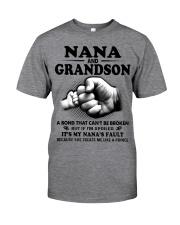 Nana and grandson Classic T-Shirt thumbnail