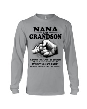 Nana and grandson Long Sleeve Tee thumbnail