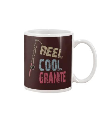 Reel cool granite black