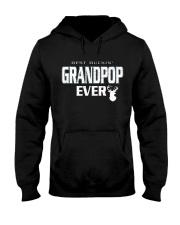 Best buckin' Grandpop ever RV1 Hooded Sweatshirt thumbnail