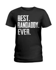 New - Best Randaddy Ever Ladies T-Shirt thumbnail