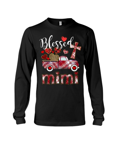 Blessed Mimi - Caro Truck Plate