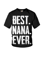 New - Best Nana Ever Youth T-Shirt thumbnail