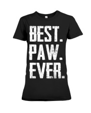 New - Best Paw Ever Premium Fit Ladies Tee thumbnail