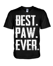 New - Best Paw Ever V-Neck T-Shirt thumbnail
